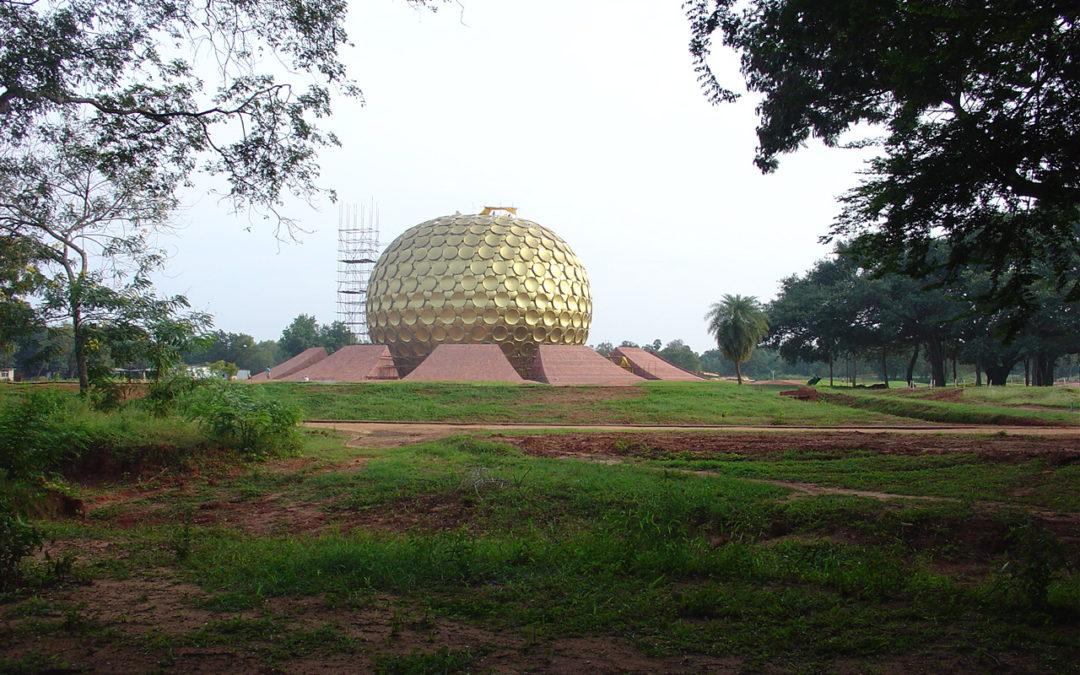 Auroville – Matrimandir (Indien)