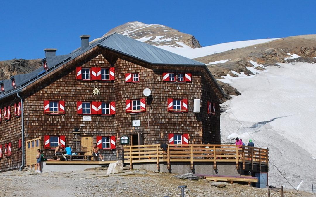 Heiligenblut – Kaiser Franz Josef Höhe – zur Oberwalderhütte (2.972m)