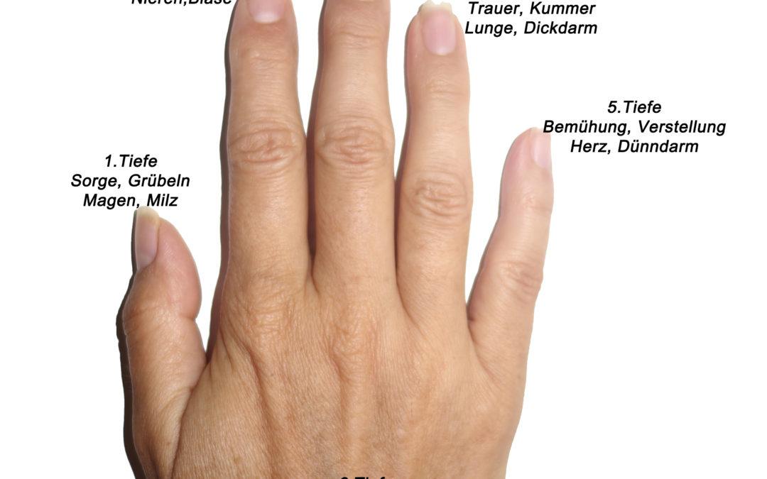 Finger halten – Vitalität erhalten
