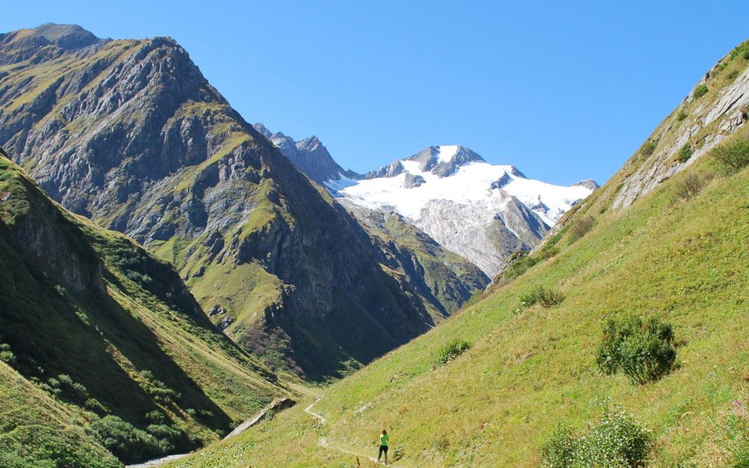 Umbalwasserfälle (1.503m) zur Clarahütte (2.036m) – Osttirol