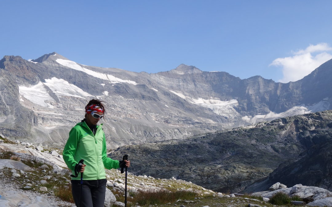 Weißsee – Sonnblick Kees – Rudolfshütte (2.304m)