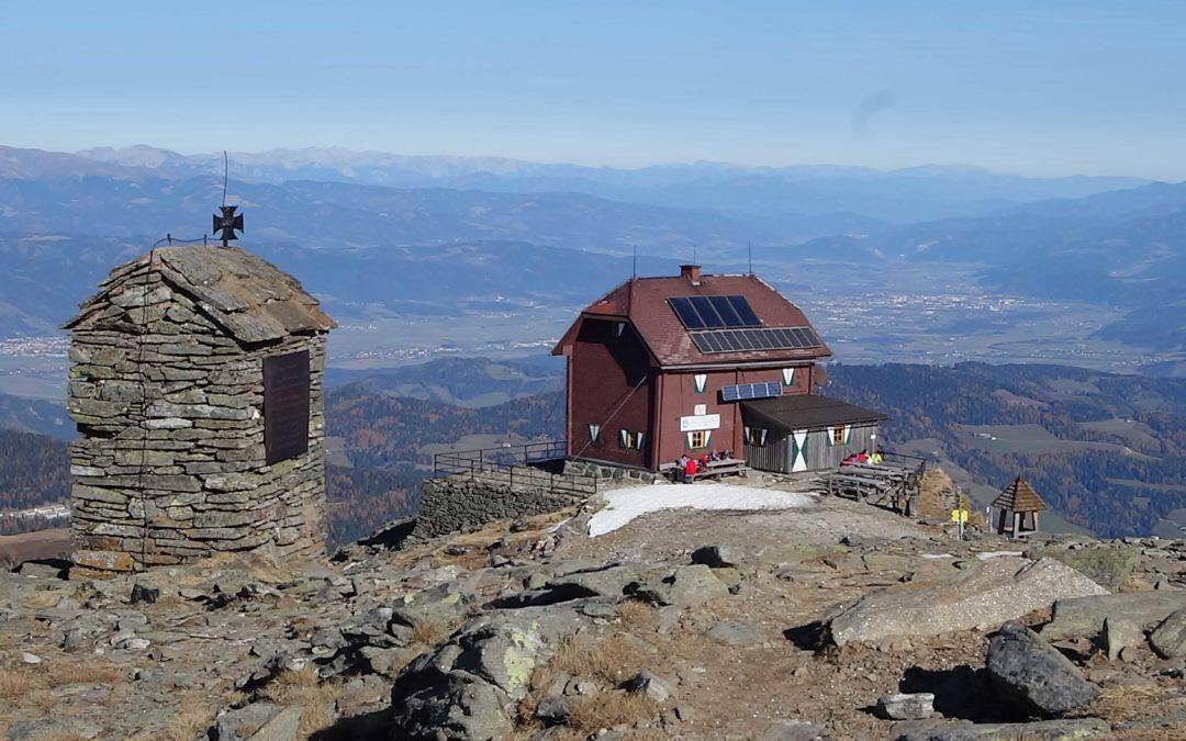 Zirbitzkogel (2.358m) Kärnten_Steiermark